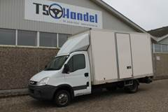 Iveco Daily 35C17 EEV Alukasse m/lift 3,0