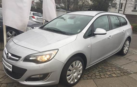 Opel Astra Sports Tourer  Turbo Sport  Stc 6g 1,4