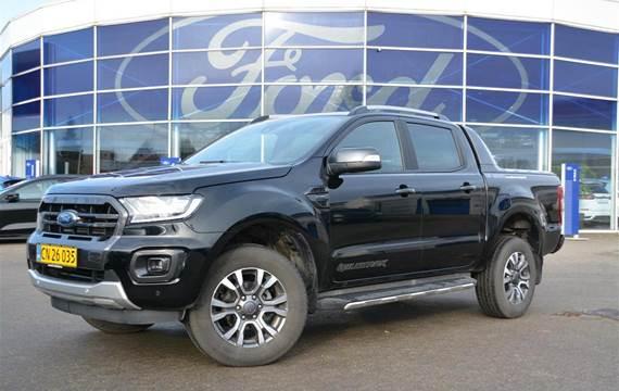 Ford Ranger 3000kg  EcoBlue Bi-turbo Wildtrak 4x4  Pick-Up 10g Aut. 2,0