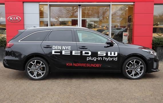 Kia Ceed 1,6 GDi PHEV Upgrade+ SW DCT
