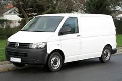 VW Transporter TDi 114 Kassev. kort BM 2,0