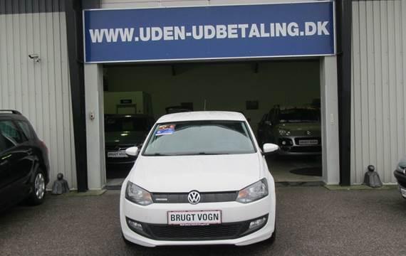 VW Polo TDi 75 BlueMotion 1,2