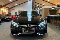 Mercedes E63 AMG stc. aut. 4-M 5,5