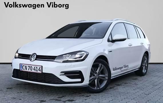 VW Golf VII 1,5 TSi 150 R-line Variant DSG
