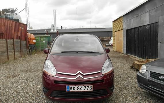 Citroën Grand C4 Picasso 1,6 HDi 110 VTR+