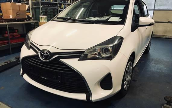 Toyota Yaris D-4D T2 Van 1,4