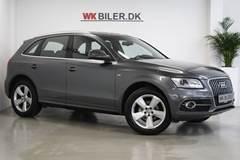 Audi Q5 TDi 177 S-line quattro S-tr. 2,0
