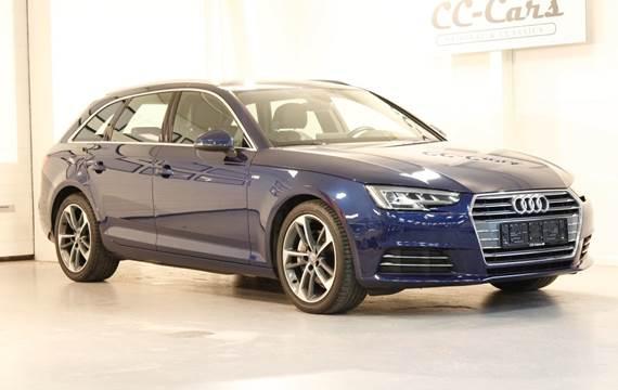 Audi A4 TDi 190 S-line Avant S-tr. 2,0