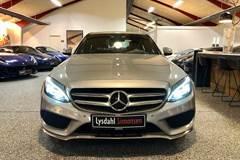 Mercedes C220 BlueTEC AMG Line aut. 2,2