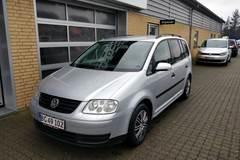 VW Touran TDi 100 Trendline 1,9