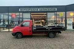VW Transporter TDi 102 Kassevogn lang 2,5