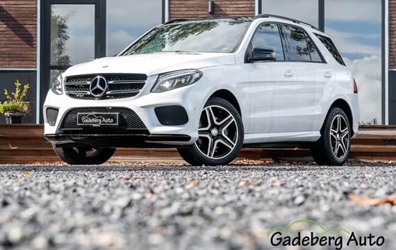 Mercedes GLE500 aut. 4-M Van 4,7