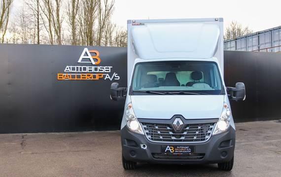 Renault Master III T35 dCi 165 Alukasse m/lift 2,3