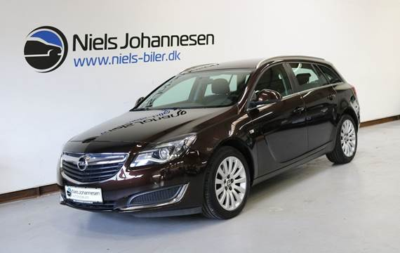 Opel Insignia 1,6 T 170 Edition ST aut.