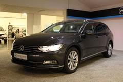 VW Passat TSi 150 Highline+ Vari. DSG 1,4