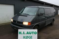 VW Transporter TDi 88 Kassevogn lang 2,5