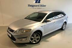 Ford Mondeo TDCi 140 Titanium Coll stc aut 2,0