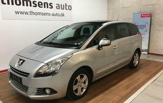Peugeot 5008 HDi 150 Premium 7prs 2,0