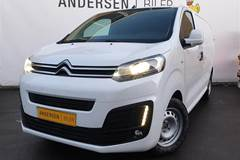 Citroën Jumpy L3  Blue HDi Masterline EAT8  Van 8g Aut. 2,0