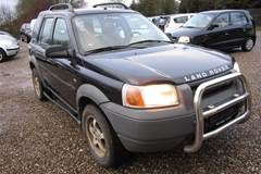 Land Rover Freelander D  Van 2,0
