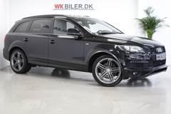 Audi Q7 TDi 245 S-line quat. Tiptr. 7p 3,0