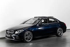 Mercedes C220 d 2,0 AMG Line aut.