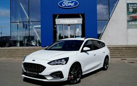 Ford Focus EcoBoost ST3 stc. 2,3