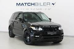 Land Rover Range Rover sport SDV8 HSE Dynamic aut. Van 4,4