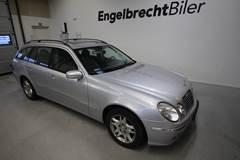 Mercedes E280 CDi Elegance stc. aut. 3,2