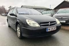 Citroën C5 16V Exclusive Weekend