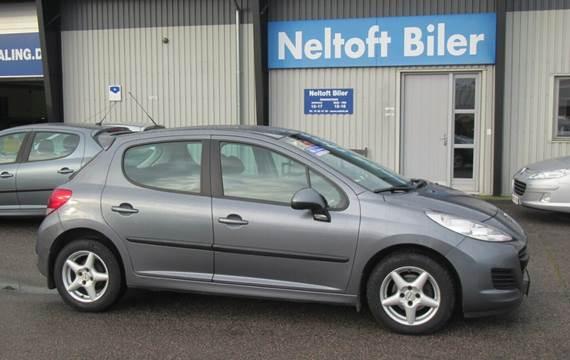Peugeot 207 HDi 92 Comfort+ 1,6
