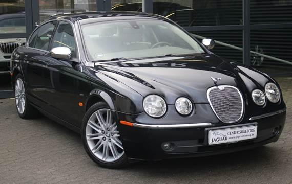 Jaguar S-Type Deluxe aut. 2,5