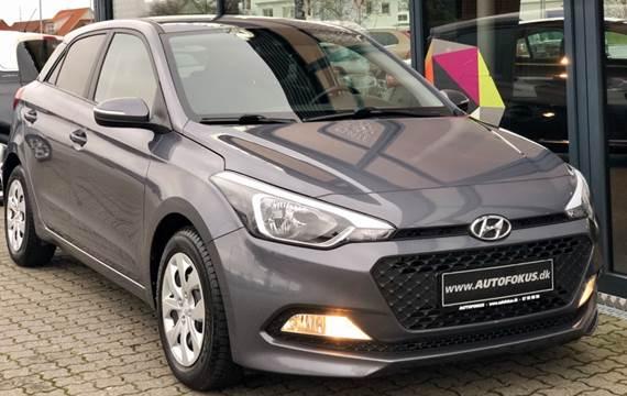Hyundai i20 Spring