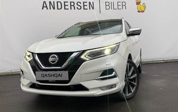 Nissan Qashqai 1,3 Dig-T Tekna+ NNC Display  5d 6g