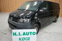 VW Transporter TDi 140 Kassev. lang 2,0