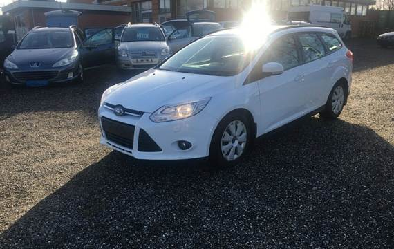 Ford Focus TDCi 95 Trend stc. 1,6