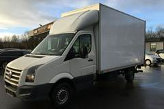 VW Crafter TDi 163 Alukasse 2,5