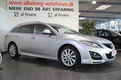 Mazda 6 DE 163 Premium stc. 2,2