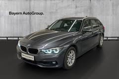 BMW 320i Touring Executive aut. 2,0