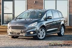 Ford S-MAX TDCi 150 Titanium aut. 7prs 2,0