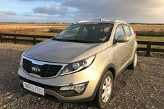 Kia Sportage CRDi 136 Exclusive 2,0