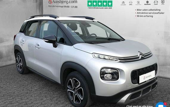 Citroën C3 Aircross 1,2 PT 82 Aspire