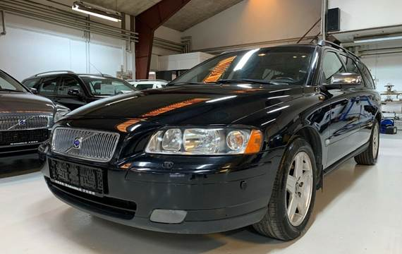 Volvo V70 2,4 170 Kinetic aut.