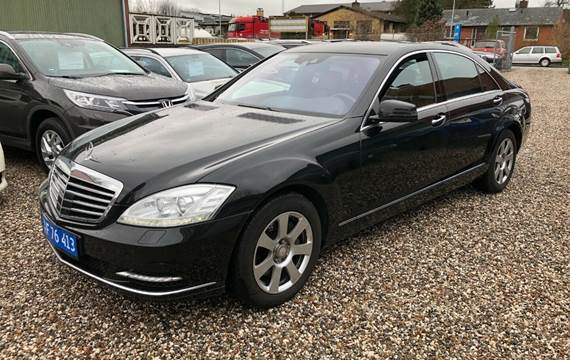 Mercedes S350 aut. BE lang 3,5
