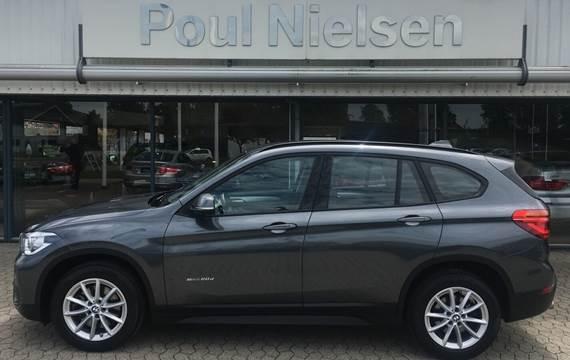 BMW X1 2,0 sDrive20d Advantage aut.