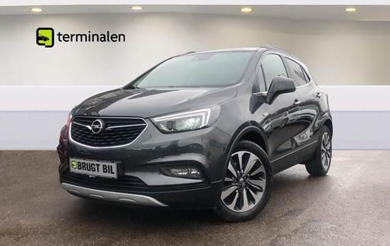 Opel Mokka X T 152 Innovation aut. 4x4 1,4