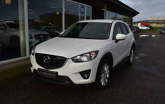 Mazda CX-5 2,2 Sky-D 175 Optimum aut. AWD Van