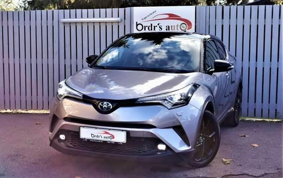Toyota C-HR Hybrid First Edition CVT 1,8