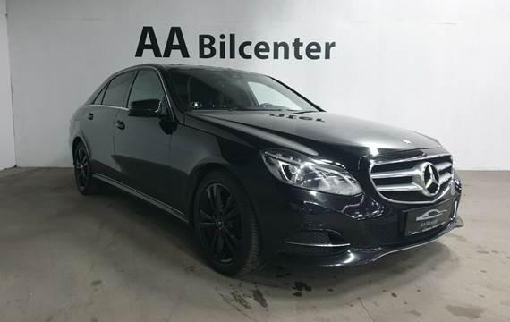 Mercedes E220 2,2 CDi Avantgarde aut.