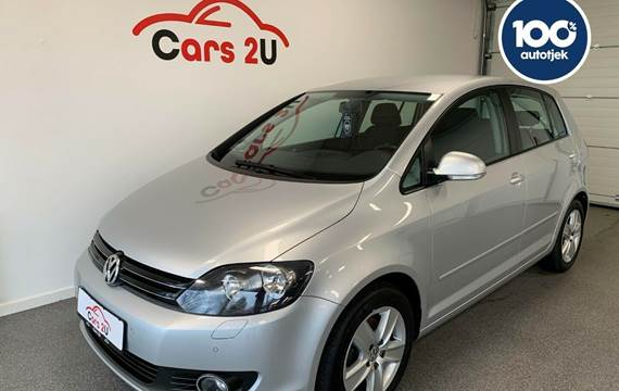 VW Golf Plus 1,4 TSi 122 Comfortline